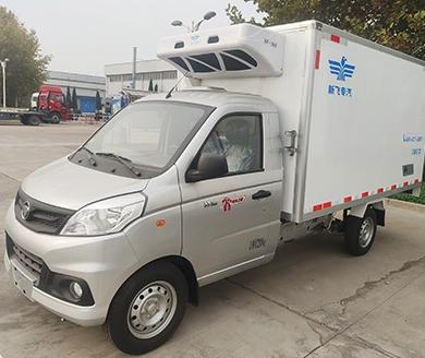 西安微中型冷藏车