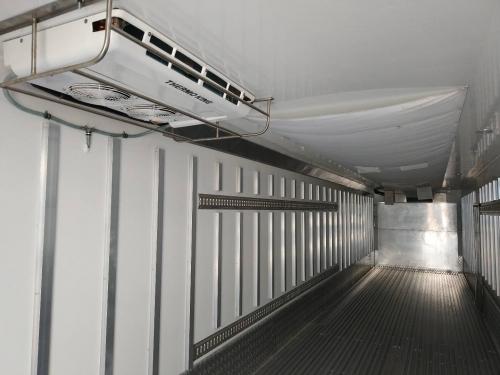 西安厢式冷藏运输车